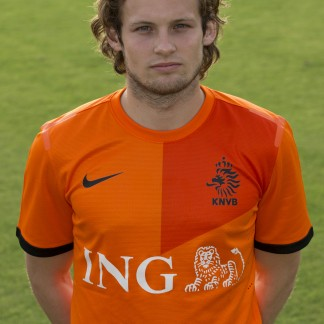 Daley Blind of Holland U21event:814