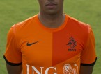 Danny Hoesen of Holland U21event:814