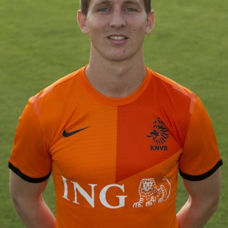 Luuk de Jong of Holland U21event:814