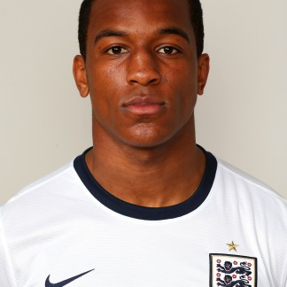 England Under 21's UEFA Headshots and Team Group