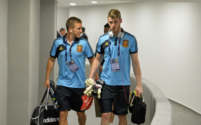 Ignacio Camacho & David de Gea (Spain)